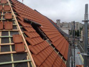 Hellende daken pottelberg
